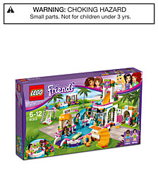 LEGO® 589-Pc. Friends Heartlake Summer Pool 41313