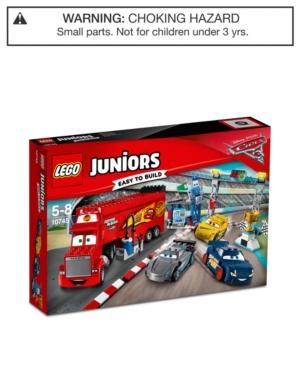 Lego 266Pc Juniors Florida 500 Final Race