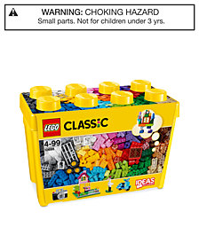 LEGO® 790-Pc. Classic Large Creative Brick Box 10698