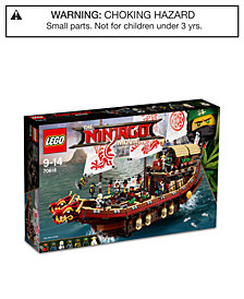 LEGO® 2295-Pc. Ninjago Destiny's Bounty Set 70618