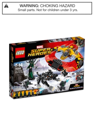 Lego Super Heroes The Ultimate Battle for Asgard Set