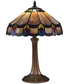 Dale Tiffany Derby Tiffany Table Lamp