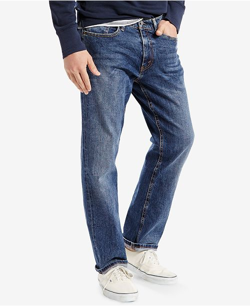 Levi's Men's Big & Tall 541 Athletic Fit Jeans