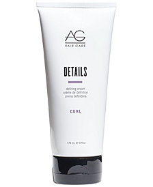AG Hair Details Defining Cream, 6-oz., from PUREBEAUTY Salon & Spa