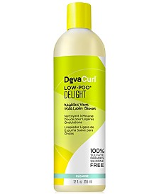 Deva Concepts DevaCurl Low-Poo Delight, 12-oz., from PUREBEAUTY Salon & Spa