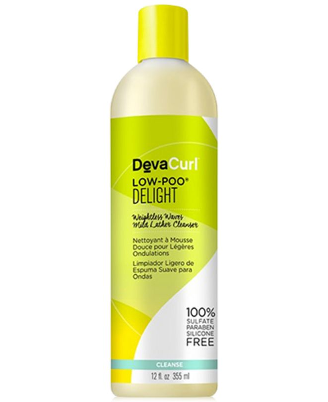 DevaCurl Deva Concepts Low-Poo Delight, 12-oz., from PUREBEAUTY Salon & Spa