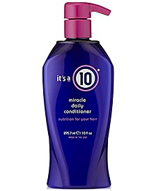 Miracle Daily Conditioner, 10-oz., from PUREBEAUTY Salon & Spa