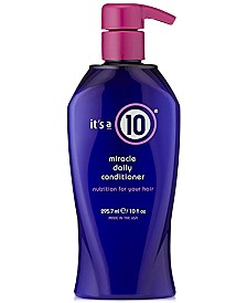 It's a 10 Miracle Daily Conditioner, 10-oz., from PUREBEAUTY Salon & Spa