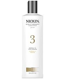 Nioxin System 3 Scalp Therapy Conditioner, 10-oz., from PUREBEAUTY Salon & Spa
