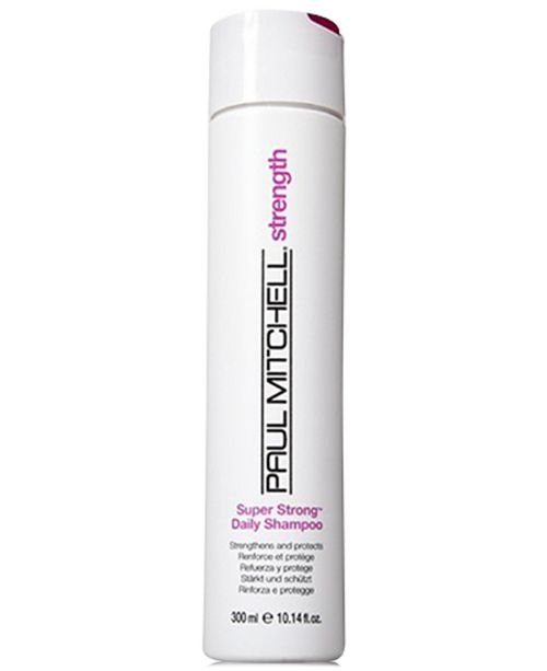 Paul Mitchell Super Strong Daily Shampoo, 10.14-oz., from PUREBEAUTY Salon & Spa