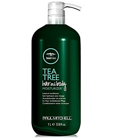Paul Mitchell Tea Tree Hair & Body Moisturizer, 10.4-oz., from PUREBEAUTY Salon & Spa