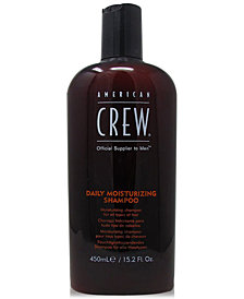 American Crew Moisturizing Shampoo, 15-oz., from PUREBEAUTY Salon & Spa