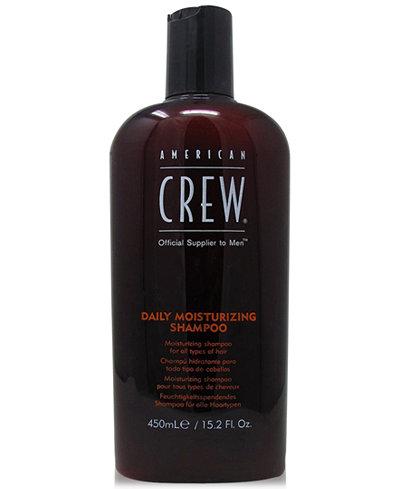 American Crew Moisturizing Shampoo, 15-oz., from PUREBEAUTY Salon & Spa