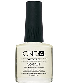 Creative Nail Design SolarOil Nail & Cuticle Conditioner, from PUREBEAUTY Salon & Spa