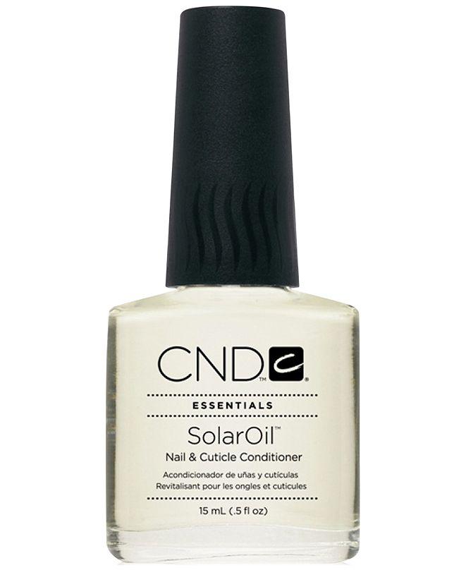 CND Creative Nail Design SolarOil Nail & Cuticle Conditioner, from PUREBEAUTY Salon & Spa