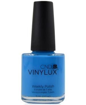 Creative Nail Design Vinylux Digi-Teal Nail Polish,