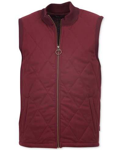 Barbour Men's Barra Gilet Vest