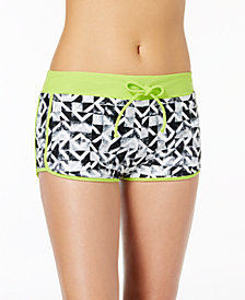 GO by Gossip Geo Graphic Content Swim Shorts