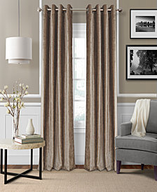 "Elrene Victoria Velvet 52"" x 95"" Room Darkening Thermal Panel"
