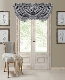 "Elrene Antonia 52"" x 36"" Blackout Window Valance"