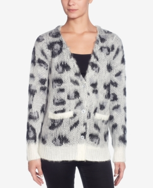 Catherine Malandrino CATHERINE CATHERINE MALANDRINO RUSSE PRINTED MOHAIR SWEATER