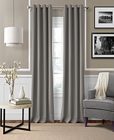 "Elrene Essex Grommet Linen 50"" x 84"" Panel"