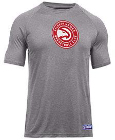 Under Armour Men's Atlanta Hawks Primary Logo T-Shirt