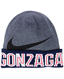 Nike Gonzaga Bulldogs Training Beanie Knit Hat