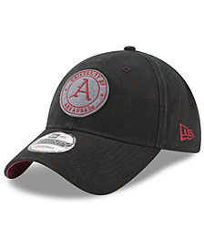 New Era Arkansas Razorbacks Varsity Patch 9TWENTY Cap