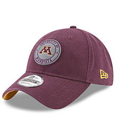 New Era Minnesota Golden Gophers Varsity Patch 9TWENTY Cap