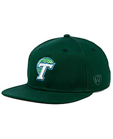 Top of the World Tulane Green Wave League Snapback Cap