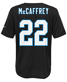 Nike Christian McCaffrey Carolina Panthers Pride Name and Number T-Shirt, Big Boys (8-20)