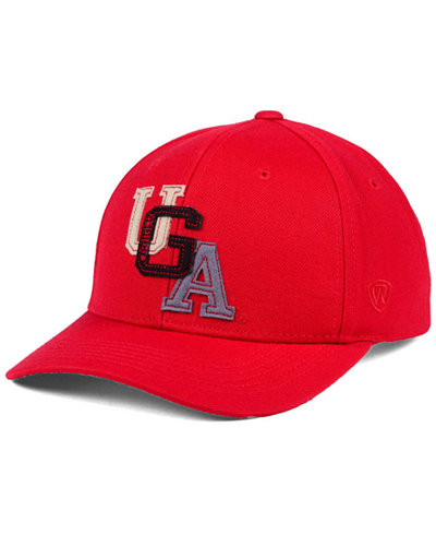 Top of the World Georgia Bulldogs Venue Adjustable Cap