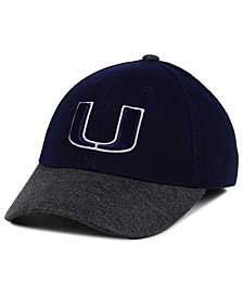 Top of the World Miami Hurricanes Post Stretch Cap