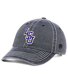Top of the World LSU Tigers Grinder Adjustable Cap