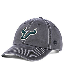 Top of the World South Florida Bulls Grinder Adjustable Cap