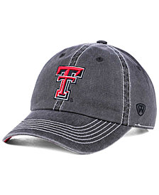 Top of the World Texas Tech Red Raiders Grinder Adjustable Cap