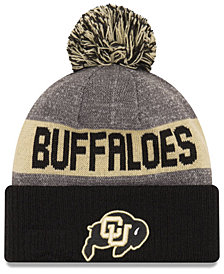 New Era Colorado Buffaloes Sport Knit Hat