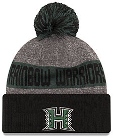 New Era Hawaii Warriors Sport Knit Hat