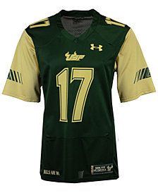 Under Armour Men's South Florida Bulls Replica Football Jersey