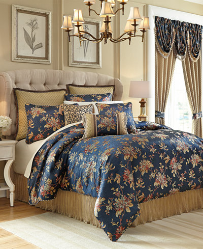 Croscill Calice 4 Pc California King Comforter Set