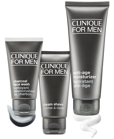 Clinique 3-Pc. Clinique For Men Custom-Fit Daily Age Repair Set