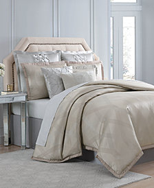 Charisma Tribeca 4-Pc. Queen Duvet Cover Set