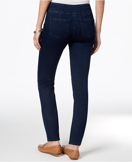 8f84671ecddd ... Charter Club Cambridge Pull-On Skinny Ankle Jeans