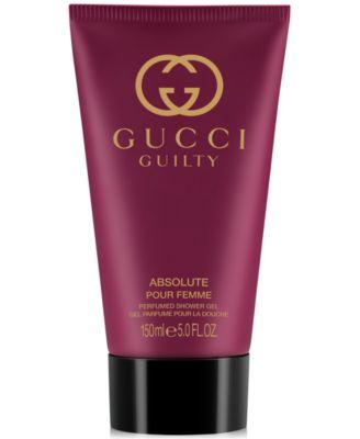 Guilty Absolute Pour Femme Shower Gel, 5-oz.