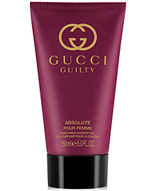 Gucci Guilty Absolute Pour Femme Shower Gel, 5-oz.