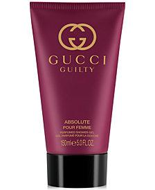 Gucci Guilty Absolute Pour Femme Shower Gel, 5-oz.