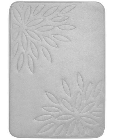 CLOSEOUT! Sunham Inspire 21x34 Floral Bath Rug, 21