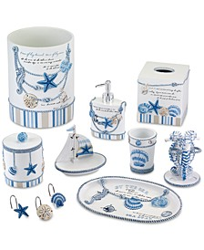 Island View Bath Accessories