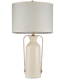 INK+IVY Chateau Table Lamp
